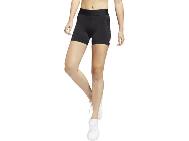 "adidas ASK SP Short T Pantalon 3"" Femme, black/white"